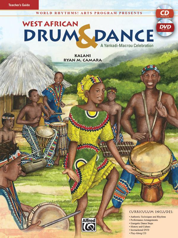 Kalani Ryan M. Camara: Arts Program presents West African Drum&Dance: