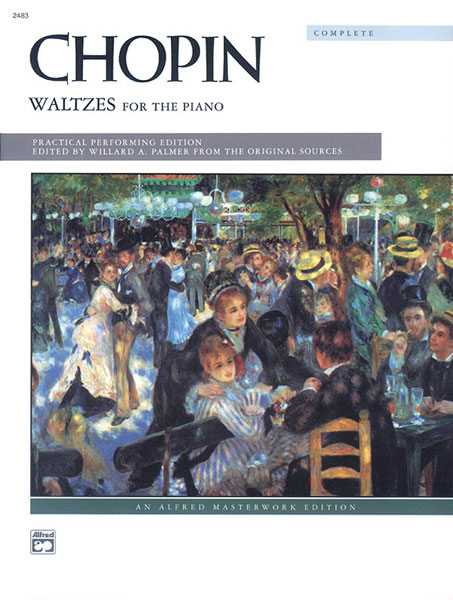Frédéric Chopin: Complete Waltzes For The Piano: Piano: Instrumental Album