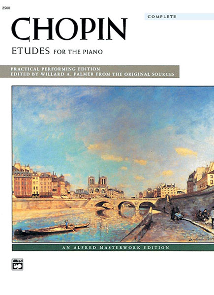 Frédéric Chopin: Etudes for Piano. Complete: Piano: Instrumental Album