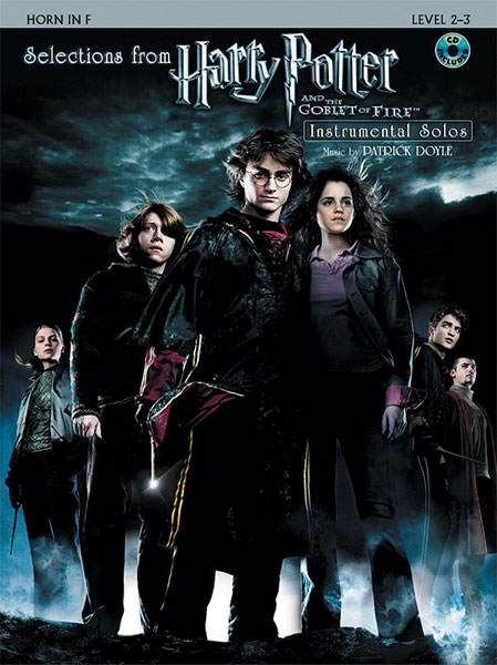 John Williams Patrick Doyle: Selections From Harry Potter/The Goblet Of Fire: