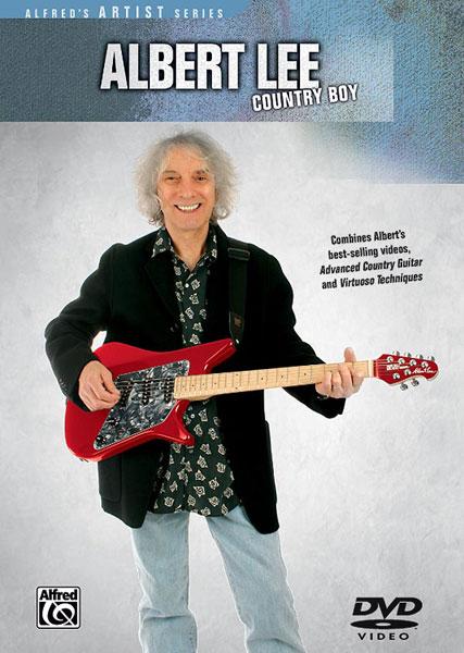 Albert Lee: Albert Lee: Country Boy: Guitar: Instrumental Tutor