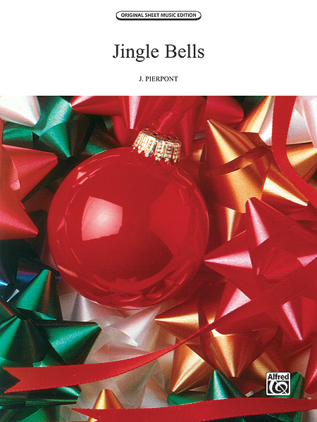 James Pierpont: Jingle Bells: Piano  Vocal  Guitar: Single Sheet