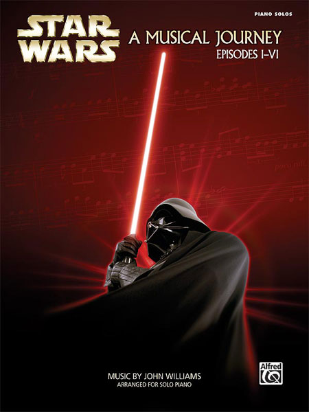 Tom Gerou: Star Wars - A Musical Journey: Piano: Mixed Songbook