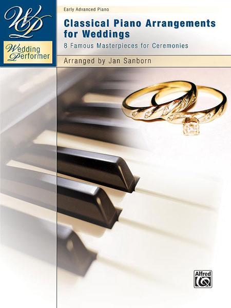 Classical Piano Arrangements for Weddings: Piano: Instrumental Album