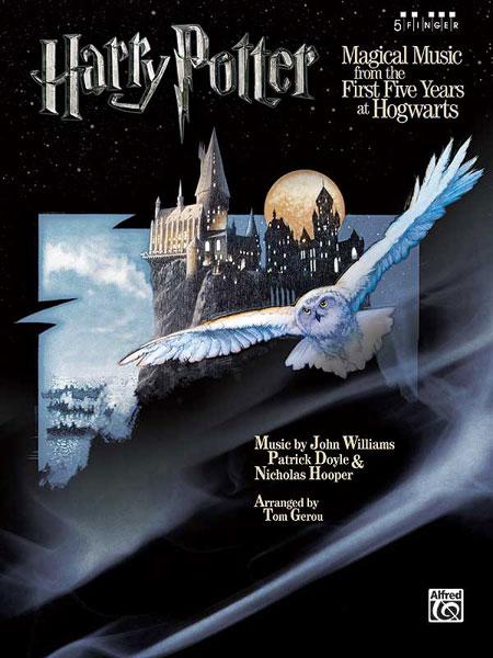 John Williams Patrick Doyle: Harry Potter Magical Music: Piano: Instrumental