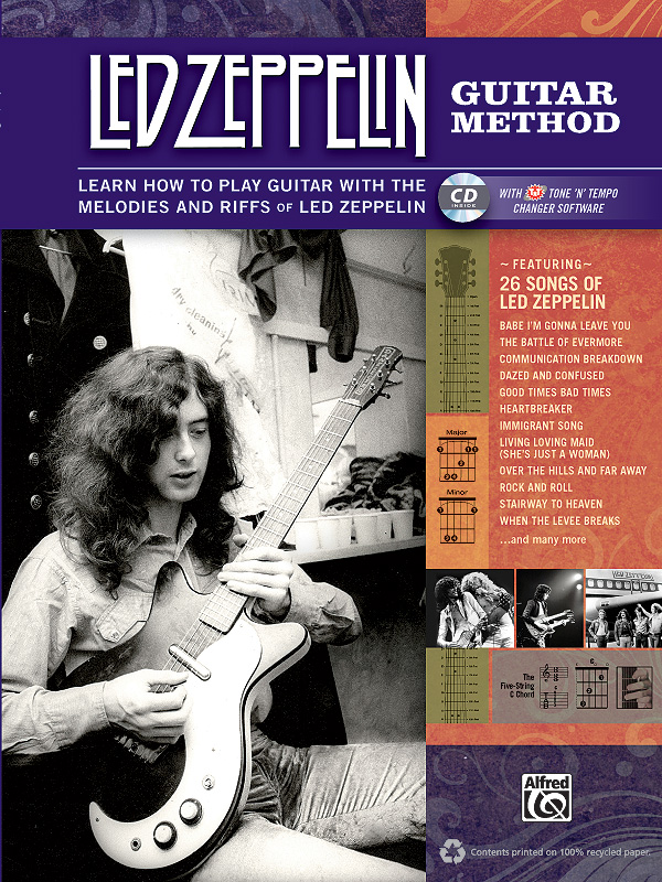 Led Zeppelin: Guitar Method: Guitar: Instrumental Tutor