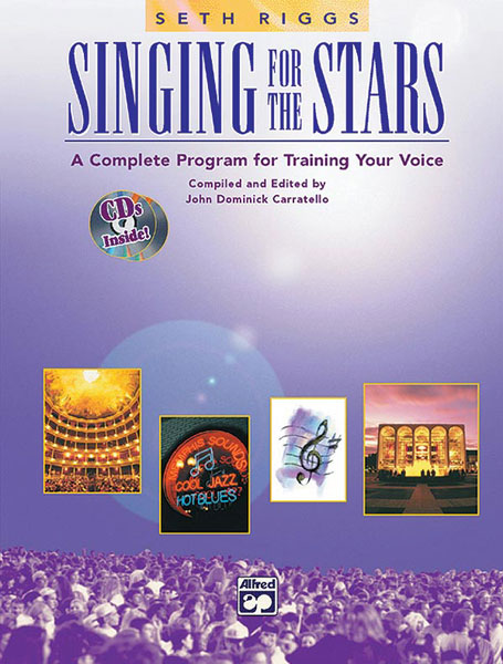 Seth Riggs: Singing For The Stars: Voice: Vocal Tutor