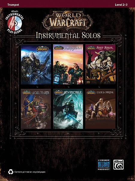 World of Warcraft - Trumpet: Trumpet: Instrumental Album