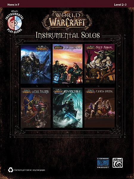 World of Warcraft - Horn in F: French Horn: Instrumental Album