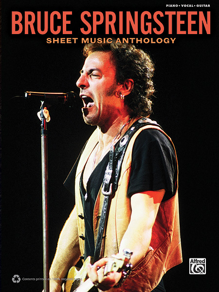 Bruce Springsteen: Bruce Springsteen: Sheet Music Anthology: Piano  Vocal