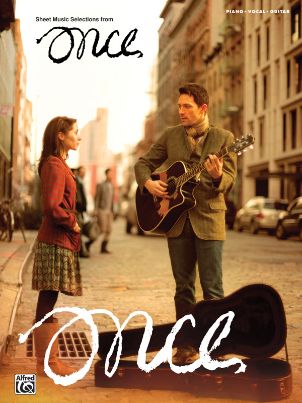 Glen Hansard: Once: Sheet Music from the Broadway Musical: Piano  Vocal  Guitar: