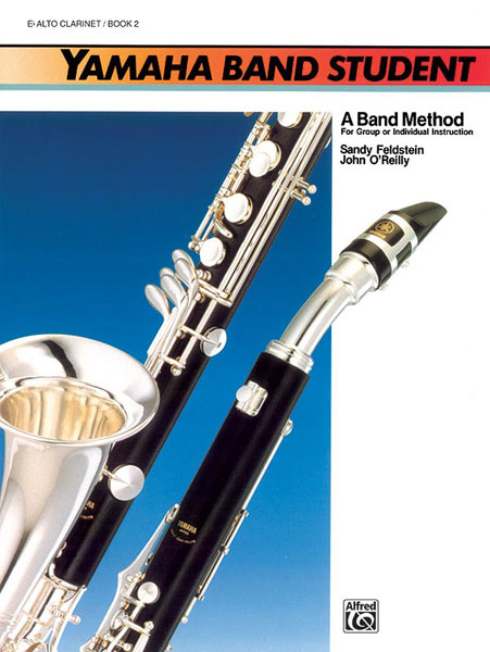 Sandy Feldstein John O'Reilly: Yamaha Band Student Book 2 - Baritone Treble