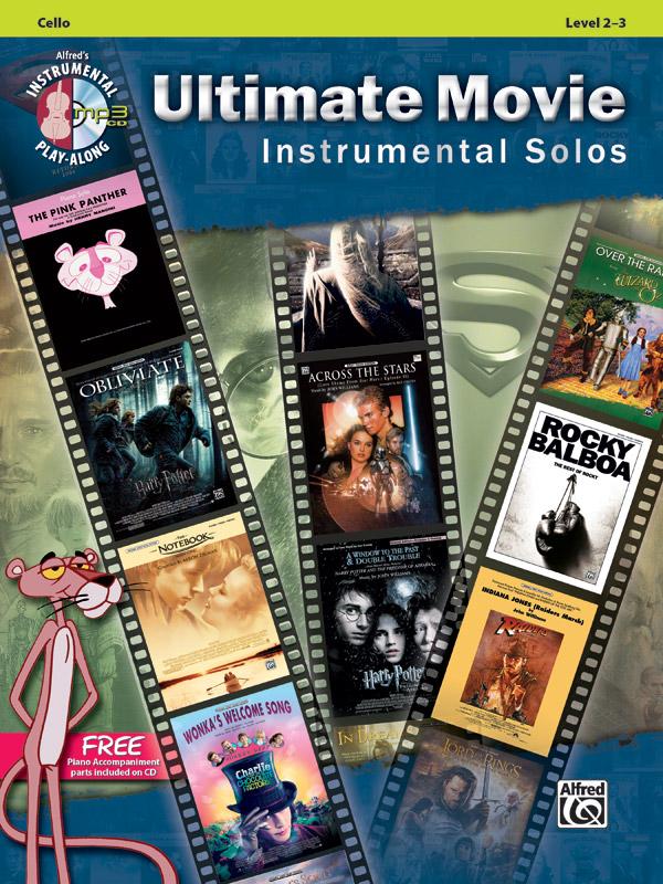 Ultimate Movie Instrumental Solo: Cello: Instrumental Album