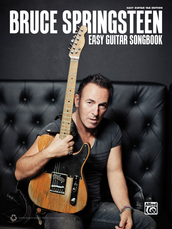 Bruce Springsteen: Bruce Springsteen: Human Touch: Guitar TAB: Artist Songbook