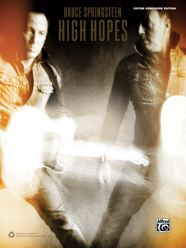 Bruce Springsteen: High Hopes: Guitar: Mixed Songbook