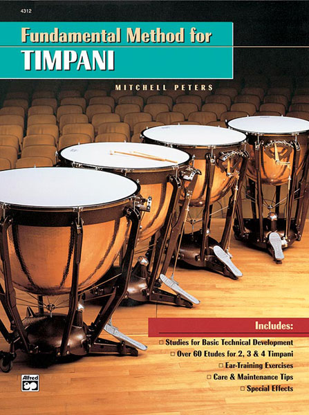 Mitchell Peters: Fundamental Method for Timpani: Timpani: Instrumental Tutor