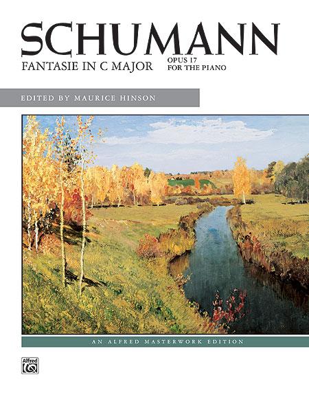 Robert Schumann: Fantasie In C Op.17: Piano: Instrumental Work