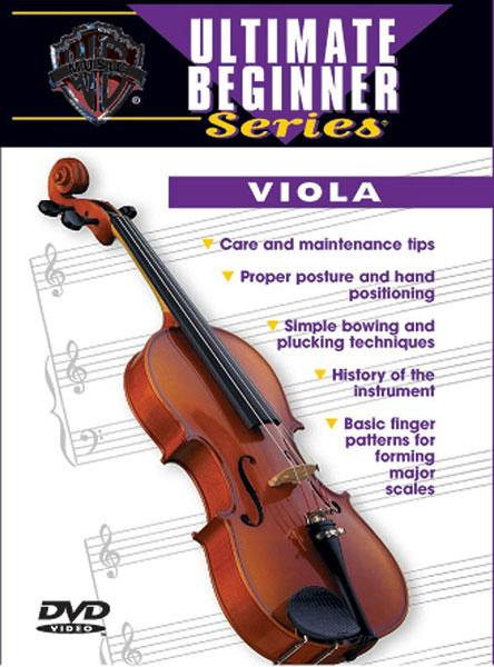 Ultimate Beginner Series: Viola: Viola: Instrumental Tutor