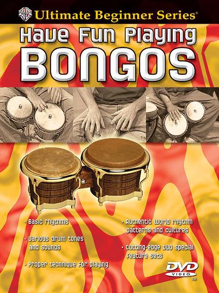 Ultimate Beginner Series: Have Fun Playing Bongos: Bongos: Instrumental Tutor
