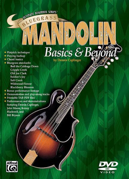 Dennis Caplinger: Ultimate Beginner Series: Bluegrass Mandolin: Mandolin: