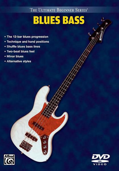 Ultimate Beginner Series: Blues Bass: Bass Guitar: Instrumental Tutor