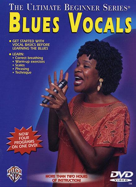 Ultimate Beginner Series: Blues Vocals: Vocal: Vocal Tutor