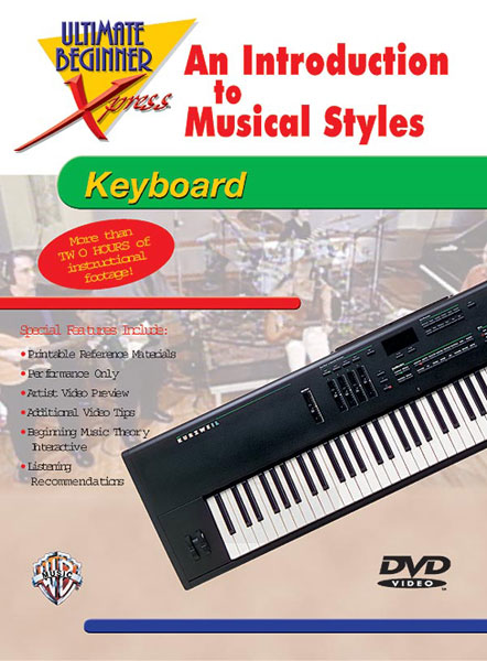 An Introduction to Musical Styles for Keyboard: Piano or Keyboard: Instrumental