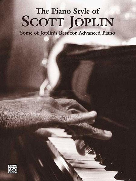 Scott Joplin: The Piano Style of Scott Joplin: Piano: Instrumental Album