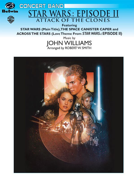 John Williams: Star Wars: Episode II Attack of the Clones: Concert Band