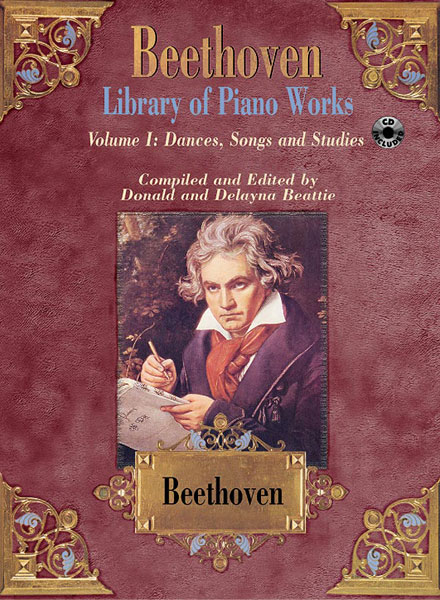 Ludwig van Beethoven: Library of Piano Works Vol. 1: Piano: Study