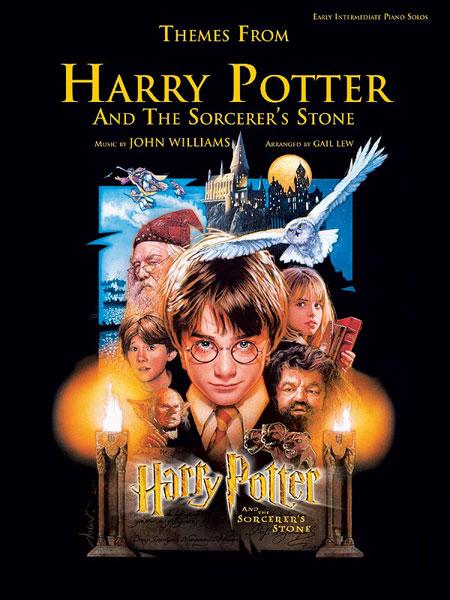 John Williams: Harry Potter and the Sorcerer's Stone: Piano: Instrumental Album