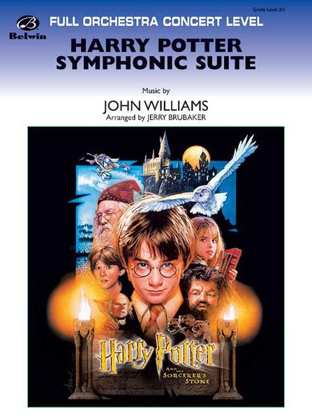 John Williams: Harry Potter Symphonic Suite: Orchestra: Instrumental Work