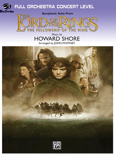 Howard Shore: The Lord of the Rings: The Fellowship of the Ring: Orchestra: