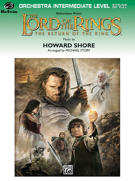 Howard Shore: The Lord of the Rings: The Return of the King: Orchestra