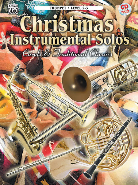 Christmas Instrumental Solos: Trumpet: Instrumental Album