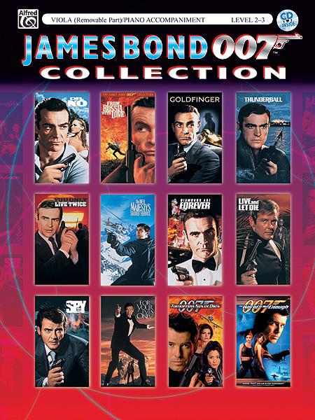 The James Bond 007 Collection: Viola: Instrumental Album