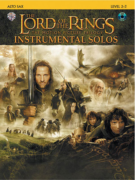 Howard Shore: Lord of the Rings Instrumental Solos: Saxophone: Instrumental
