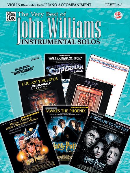 John Williams: The Very Best of John Williams: Violin: Instrumental Album