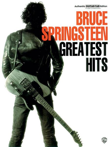 Bruce Springsteen: Bruce Springsteen Greatest Hits (GTAB): Guitar: Album