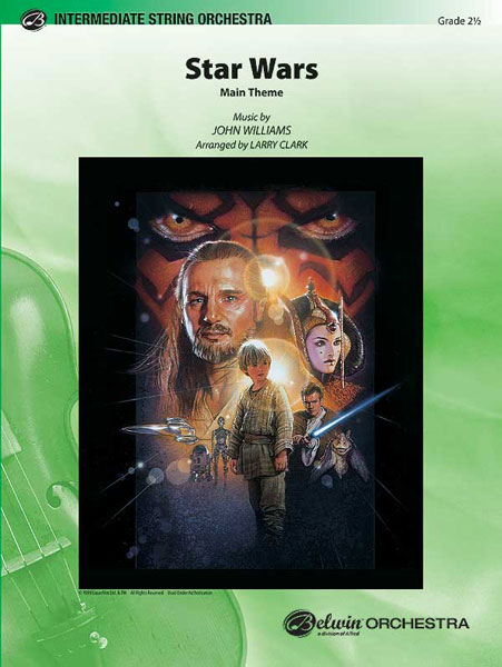 John Williams: Star Wars (Main Theme): String Orchestra: Score and Parts