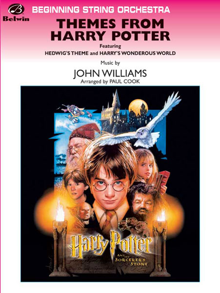 John Williams: Themes From Harry Potter For String Orchestra: String Orchestra: