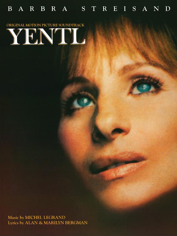 Michel Legrand: Yentl: Piano  Vocal  Guitar: Score