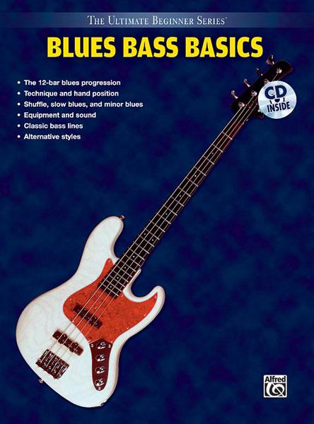 Roscoe Beck: Ultimate Beginner Series: Blues Bass Basics: Bass Guitar: