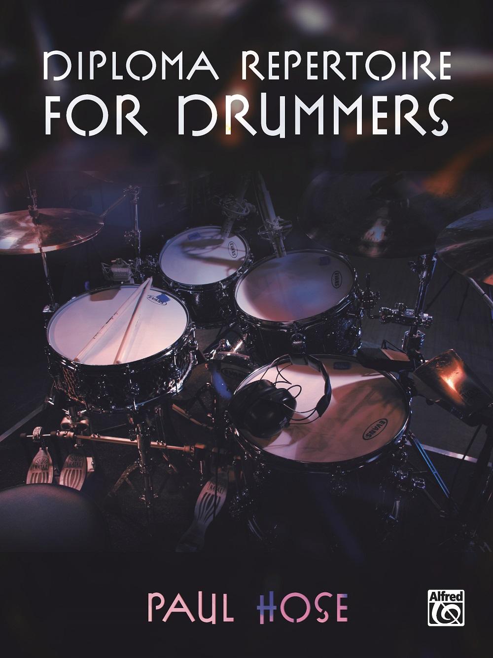 Diploma Repertoire for Drummers: Drums: Instrumental Tutor