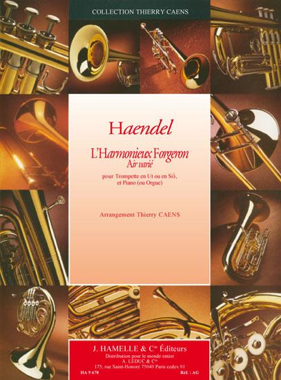 Georg Friedrich Händel: L'harmonieux forgeron: Trumpet