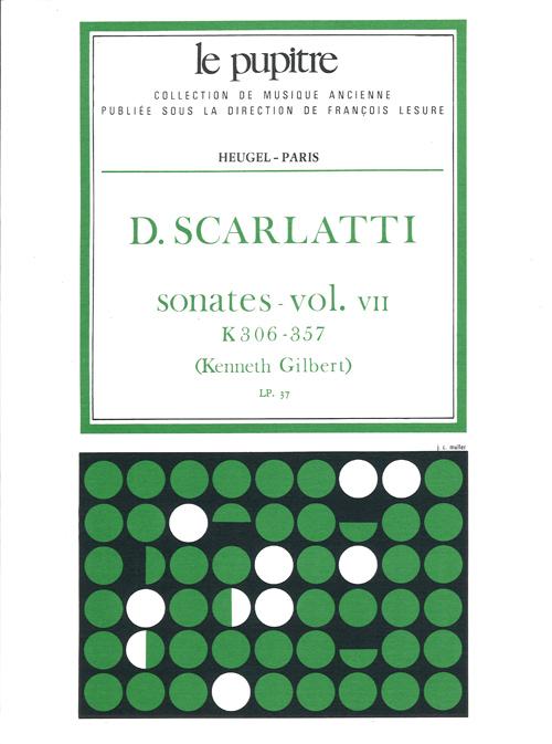 Domenico Scarlatti: Sonates Volume 7 K306 a K357: Harpsichord: Instrumental
