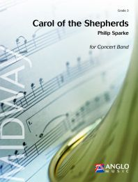 Traditional: Carol of the Shepherds: Brass Band: Score & Parts