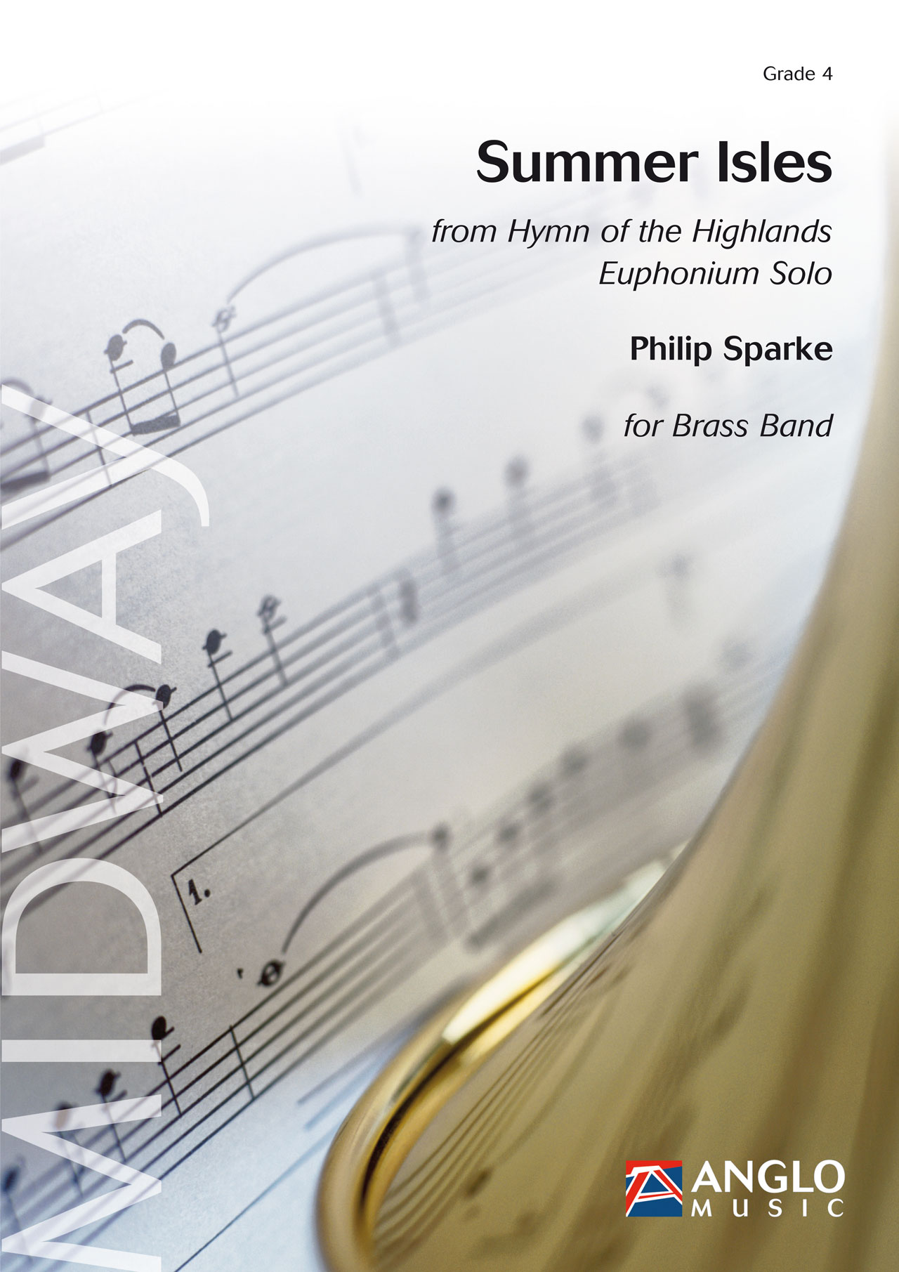 Philip Sparke: Summer Isles From 'Hymn Of The Highlands': Brass Band and Solo: