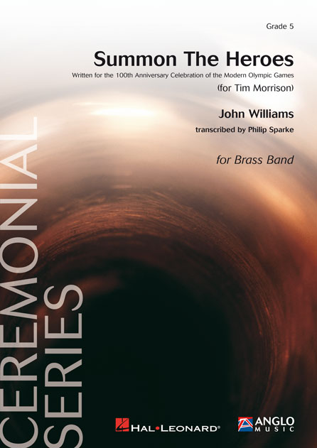 John Williams: Summon the Heroes: Brass Band: Score & Parts