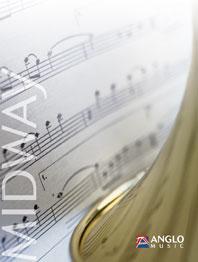 Johann Sebastian Bach: Sheep May Safely Graze: Fanfare Band: Score